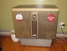 Vintage 1960's Diet Rite/Royal Crown Cola Cooler #2939