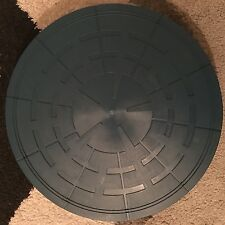 16mm Film Can Plastic Canister Movie Reel Case 1200ft x 2