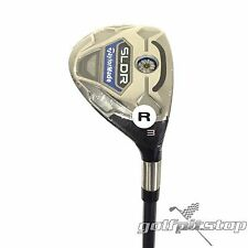 TaylorMade SLDR C Hybrid (3HY) - 19*, REGULAR FLEX, GRAPHITE, RIGHT HAND, H/C