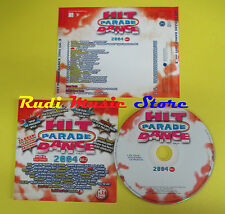 CD HIT PARADE DANCE 2004 VOL. 2 compilation MOUSSE T ALTER EGO no lp mc (C14)