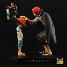 New One Piece Dramatic Showcase Memories A Prize Shanks & Luffy Figure Figurine