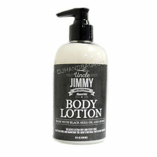 UNCLE JIMMY Men's Body Lotion Relieves Extra Dry Itchy Skin 8 fl oz/236ml (0017)
