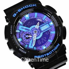 "-NEW- Casio Big G-Shock Watch ""Just Released"" GA110HC-1A"