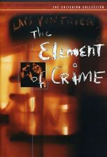 Element of Crime [Criterion Collection] (2000, DVD NIEUW)