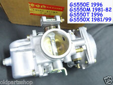 Suzuki GS550 Carburetor NOS GS550M GS550E GS550T Carburettor 13202-47090 CARB