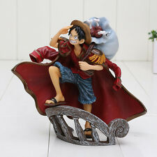 "Anime One Piece Luffy PVC Action Figure Collection Toy 6"" 15CM collector edition"