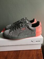 PUMA Suede x Staple Pigeon 361617-03 Gray Pink Size 10