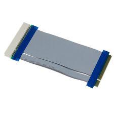 Hot 32 Bit Flexible PCI Riser Card Erweiterung Extender Flex-Flachbandkabel