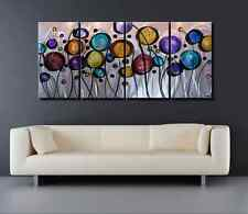 Modern Abstract Metal Wall Art Painting Sculpture HUGE!