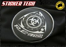 RE AMEMIYA ROTARY BADGE STICKER DECAL SUITS RX3 RX2 MX5 ROTOR RX7 RX3 RX8 13B
