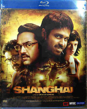 Shanghai (2012) Bollywood Movie Region Free Bluray With Subtitles Special Featur