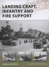 WW2 Landing Craft Infantry & Fire Support 157 Osprey Reference Book