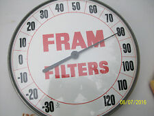Fram Filter Thermometer Sign Nice