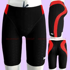 NWT NSA 303-1 COMPETITION TRAINING RACING SHARKSKIN JAMMER M BOYS 12-14 Sz28 NEW