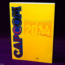 CAPCOM VISUAL WORKS 2004-2014 GAME ARTBOOK NEW