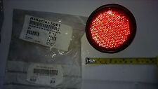REAR RED REFLECTOR FOR TRAILERS, TRUCKS OR PLANT MACHINES
