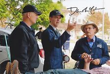 Mark Harmon & David McCallum + + autógrafo + + Navi cis