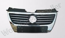 Front Center Grill Fits VW Passat B6 Euro type 2005-2010