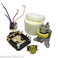 KITCHENAID SPEED CONTROL PLATE, PHASE BOARD, GOVERNOR & WORM GEAR REPAIR KIT 10
