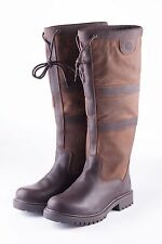 Long Leather Country Boots UK 7 EURO 41 Country & Equestrian Leather Boot