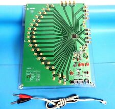 Philips Semiconductor OM5813 Demo/Test Board for TZA3017HW IC Chips w/ Platform