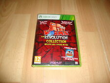 WORMS THE REVOLUTION COLLECTION PARA LA XBOX 360 NUEVO PRECINTADO