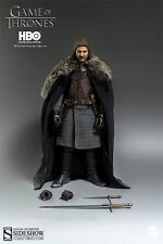 THREEZERO HBO GAME OF THRONES WINTERFELL EDDARD NED STARK 1:6 FIGURE ~BRAND NEW~
