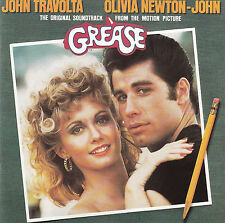 GREASE - ORIGINAL MOVIE SOUNDTRACK / CD