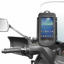 Smartphone Hardcase waterproof (size L) Holder for Yamaha X-Max 125 X-Max 250