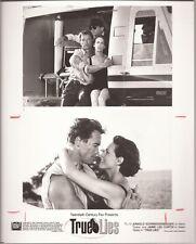 PF True Lies ( A. Schwarzenegger , Jamie Lee Curtis )