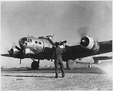 "Boeing B-17 Bomber Big Yank  8""x 10"" World War II Photo Picture #38"