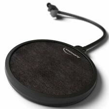 Auphonix 6-Inch Microphone Pop Filter. Double Mesh Screen. Bonus Recording New