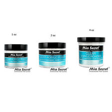 Mia Secret Acylic Nail Luxury UV Base & Top Gel for Natural Nails Soak off Clear