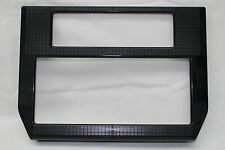 85-92 Firebird Trans Am GTA Radio Trim Plate New Reprodutcion HT10034186
