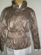 KENNETH COLE NEW YORK METALIC JACKET SIZE 6P  UNIQUE HOT MUST HAVE IT