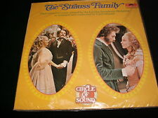 THE STRAUSS FAMILY  CYRIL ORNADEL  2*SEALED*Lp VINYL  Canada Pressing  2688 012