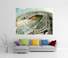 MANCHESTER UNITED OLD TRAFFORD MAN MUFC GIANT WALL ART PICTURE POSTER J14