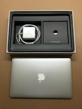 "Apple MacBook Air 11"" 2011 4GB Ram 128 GB SSD 1.6 Intel Core i5 Original Box"