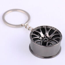 Hot Sale Keyring Metal Keychain Car Key Chain Wheel key ring for Man Women Gift