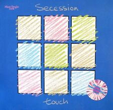 """Secession Touch (parts 3 & 4) German 12"""" Colored Vinyl"""