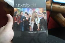 GOSSIP GIRL THE COMPLETE FIRST SEASON  (1) ON DVD BRAND NEW SEALED