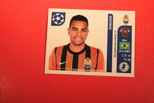 PANINI CHAMPIONS LEAGUE 2011/12 N 443 DENTINHO SHAKHTAR WITH BLACK BACK MINT!!
