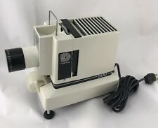 Dukane 500 Still Projector Model 28A55  w/ 5'' f/2.8 Coated Lens Made in USA