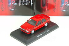 Kyosho 1/64 Alfa Romeo 75 T.Spark Red Minicar Collection 4 2016 Limited