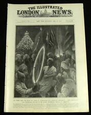 THE ILLUSTRATED LONDON NEWS MAGAZINE 10 FEBRUARY 1912 VINTAGE WORLD NEWS EVENTS