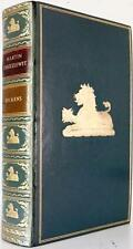 1844 1stED/ISSUE THE LIFE AND ADVENTURES OF MARTIN CHUZZLEWIT BY CHARLES DICKENS