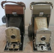 2 Vintage Polaroid Land Cameras Models 95 & 700 - Untested