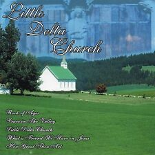 LITTLE DELTA CHURCH - Christian CD - Etta James, Ray Price, The Jordanaires,