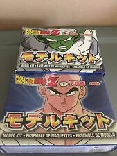 Dragonball Z Models New In Box Piccolo And Tien 2000