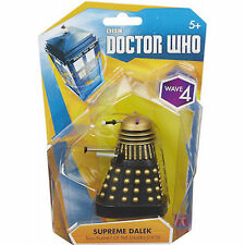 Doctor Who Wave 4 Supreme Dalek Action Figure NEW Toys Dr Who Collectibles